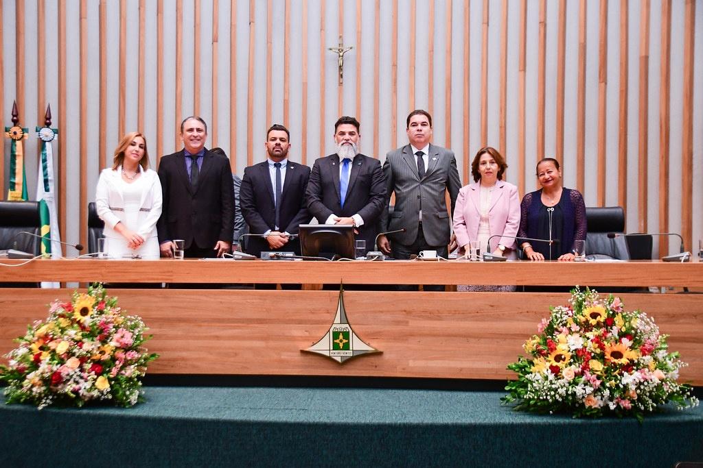 Sessão Solene em Homenagem aos Especialistas em Saúde da SES - DF
